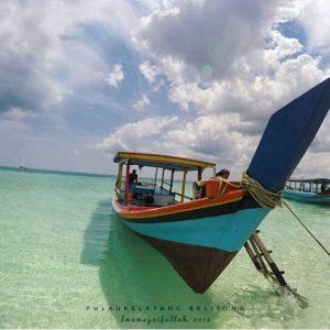 Lokasi Tanjung Kelayang